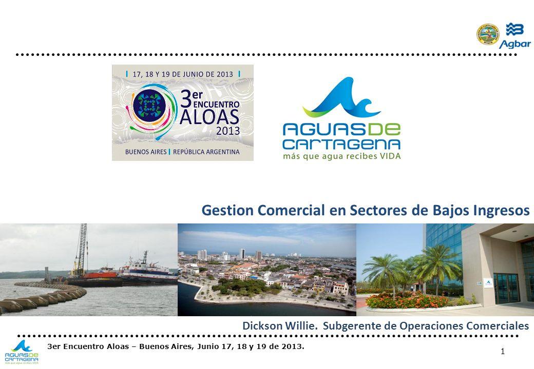 Gestion Comercial en Sectores de Bajos Ingresos