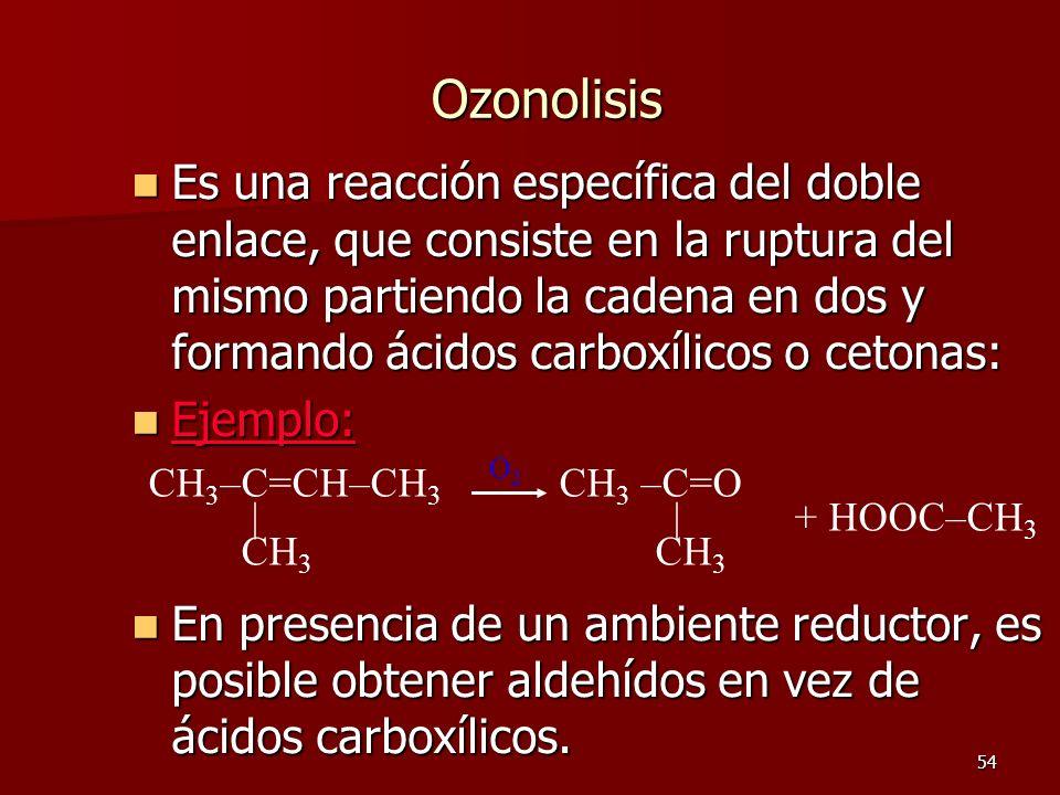 Ozonolisis