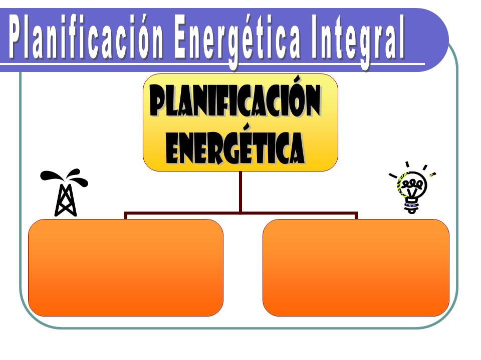 Planificación Energética Integral