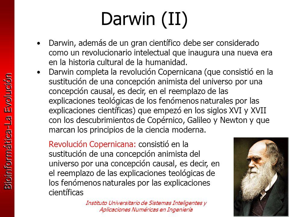 Darwin (II)