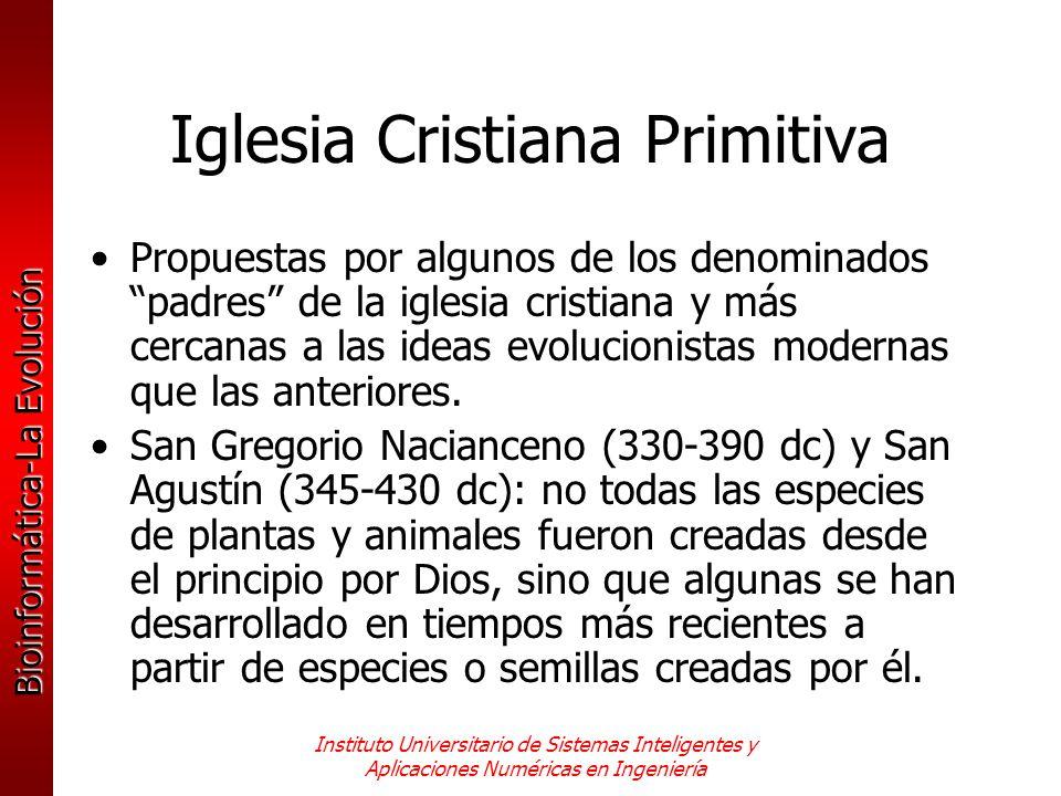 Iglesia Cristiana Primitiva