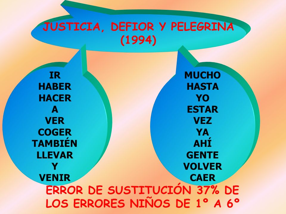 JUSTICIA, DEFIOR Y PELEGRINA