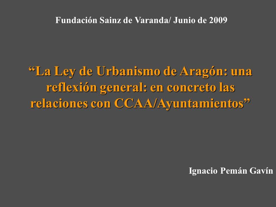 Fundación Sainz de Varanda/ Junio de 2009