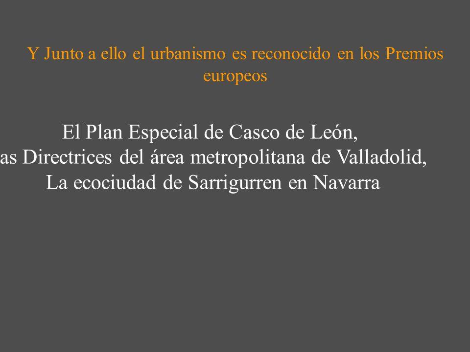El Plan Especial de Casco de León,
