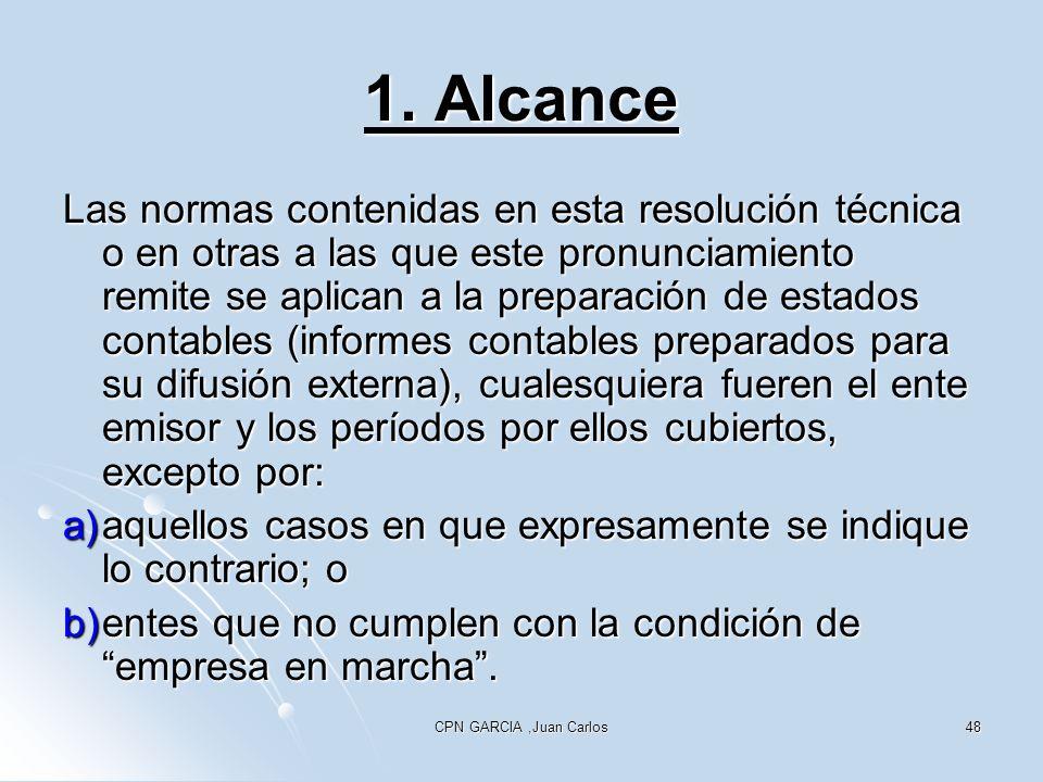 1. Alcance