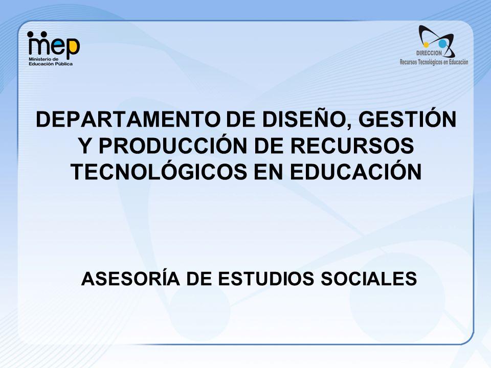 ASESORÍA DE ESTUDIOS SOCIALES