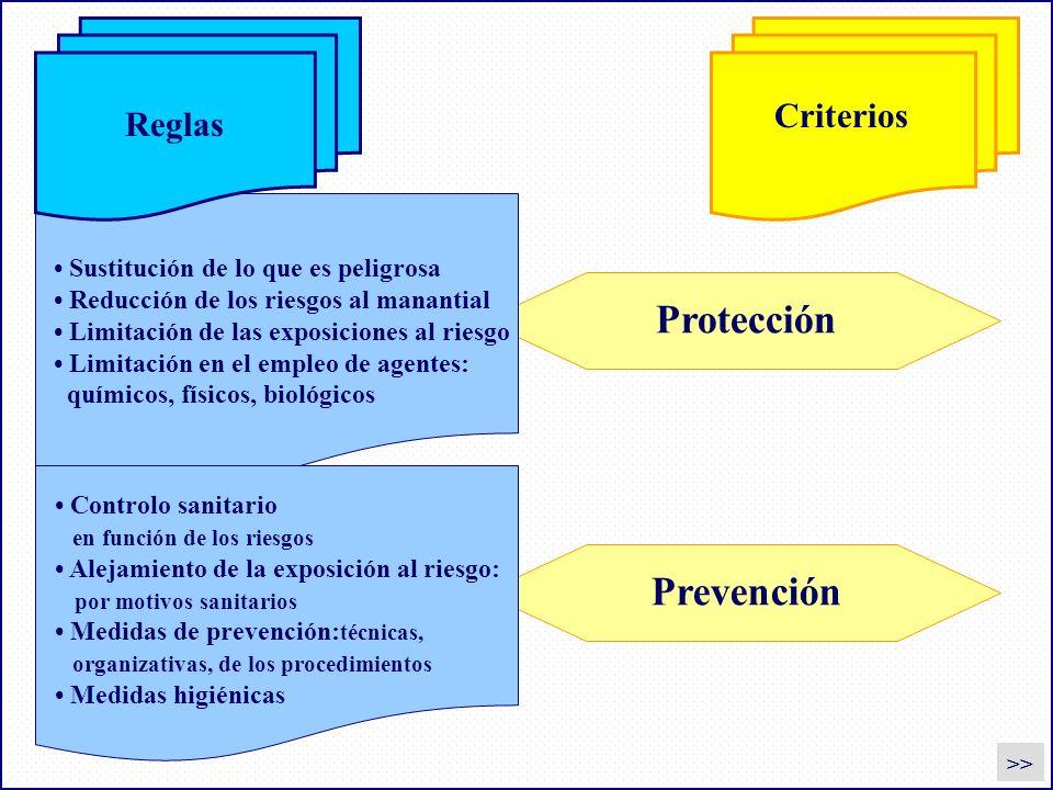 Protección Prevención