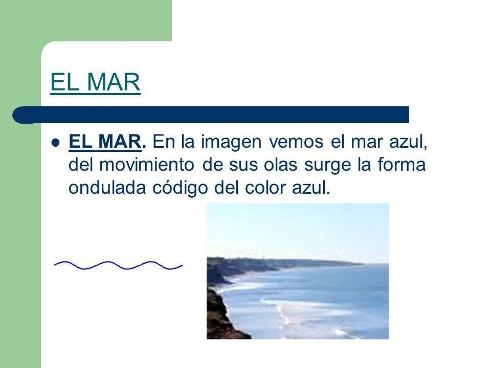 EL MAR EL MAR.