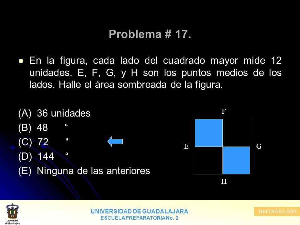 Problema # 17.