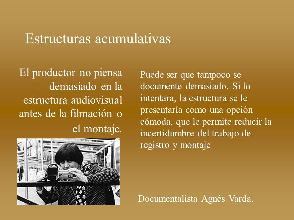 Estructuras acumulativas