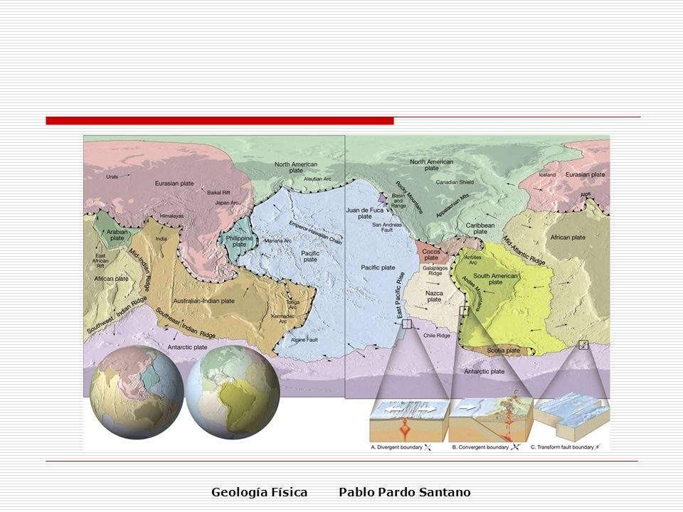 Geología Física Pablo Pardo Santano