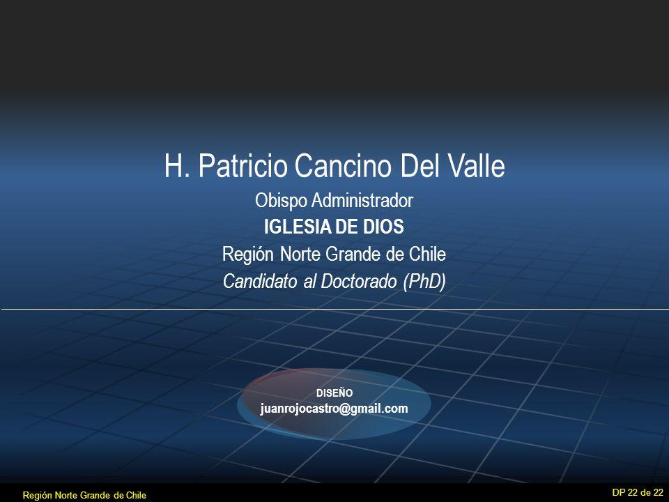 H. Patricio Cancino Del Valle