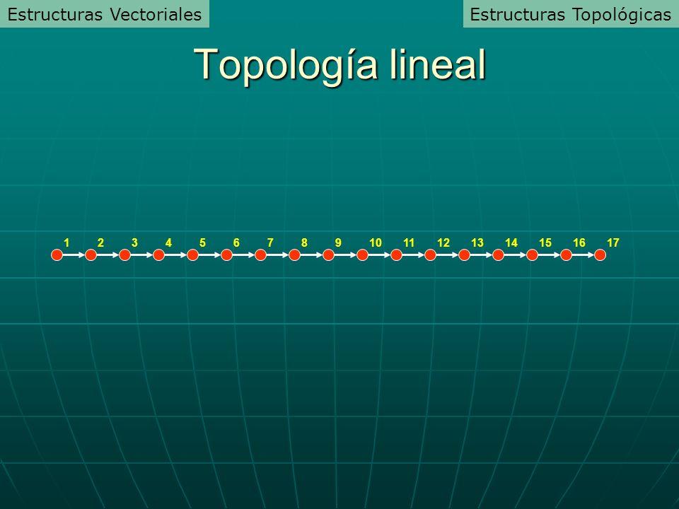 Topología lineal Estructuras Vectoriales Estructuras Topológicas 1 3 6