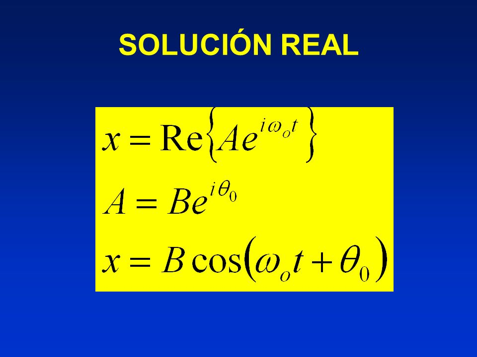 SOLUCIÓN REAL