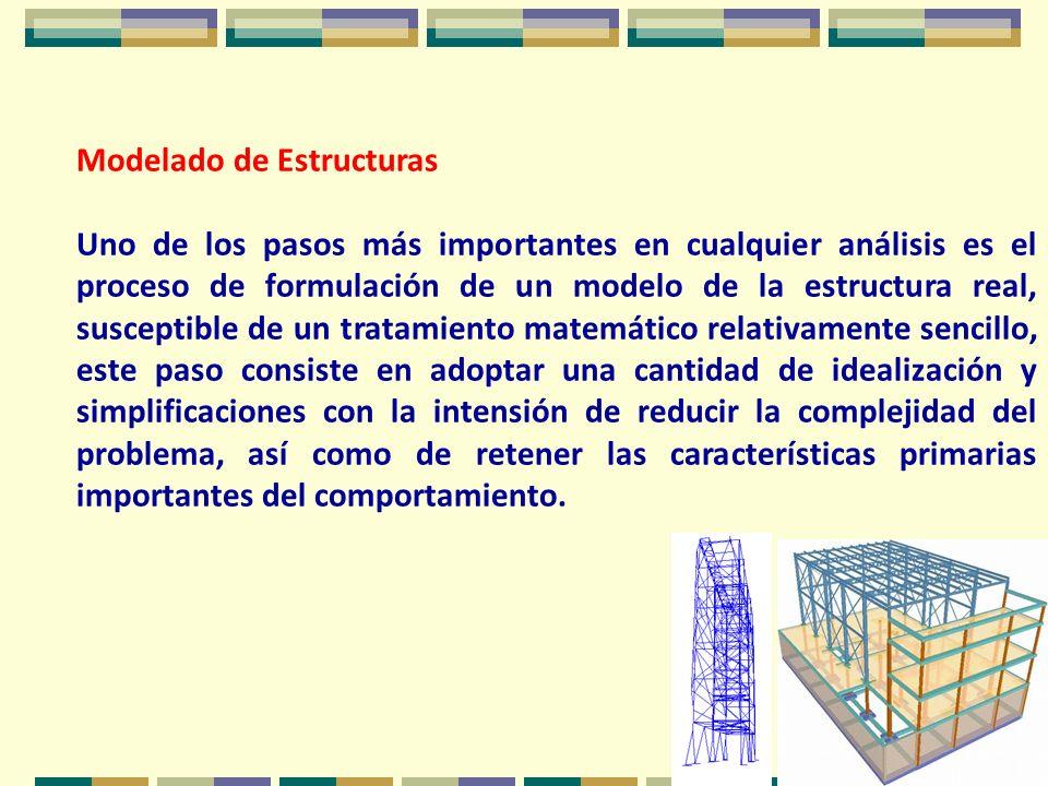 Modelado de Estructuras