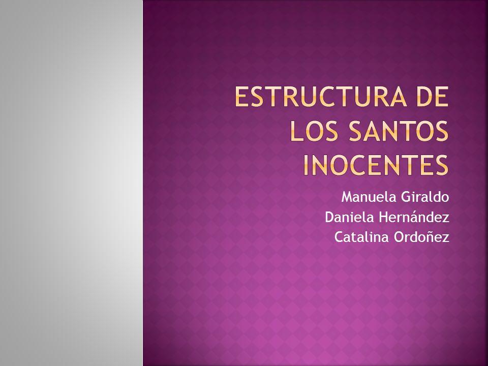 Estructura de Los Santos Inocentes