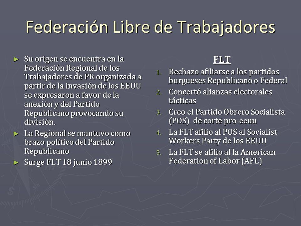 Federación Libre de Trabajadores