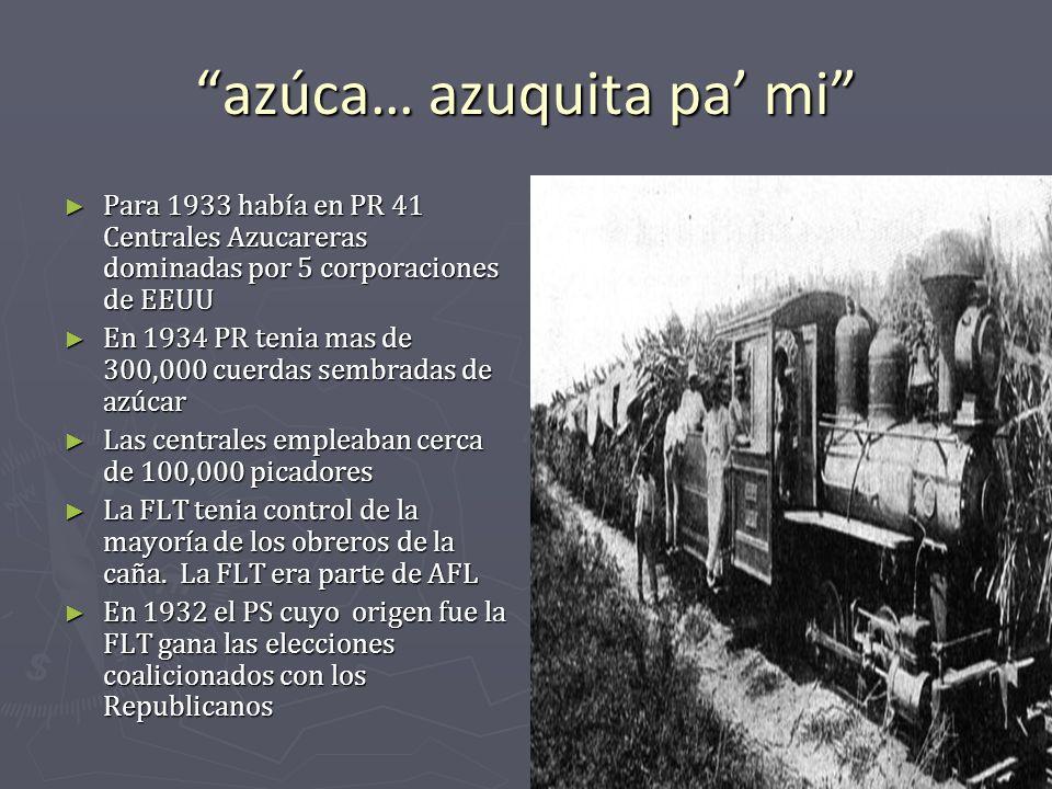 azúca… azuquita pa' mi