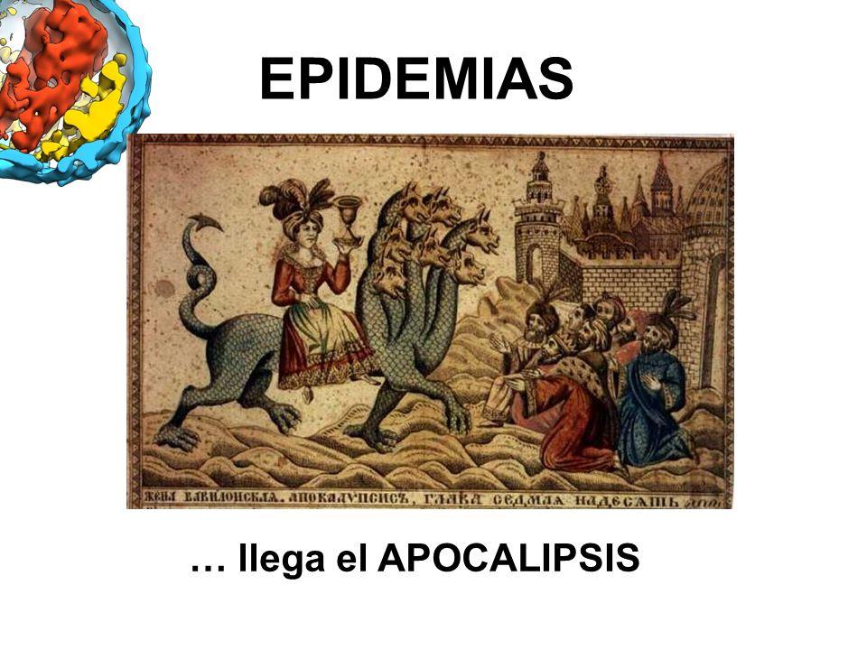 EPIDEMIAS … llega el APOCALIPSIS