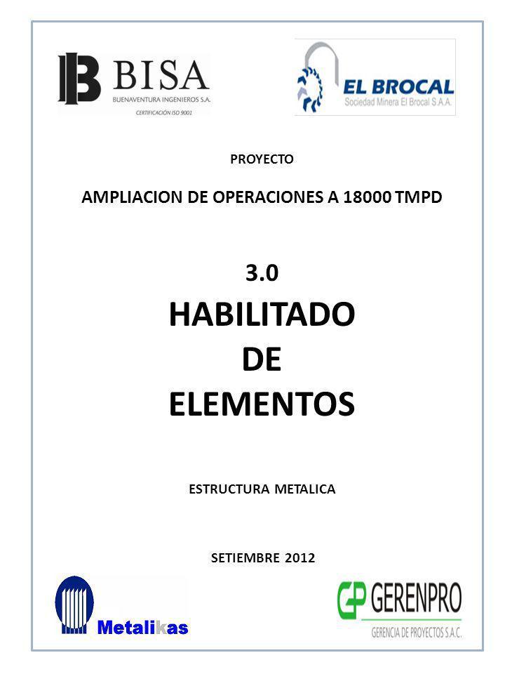 AMPLIACION DE OPERACIONES A 18000 TMPD