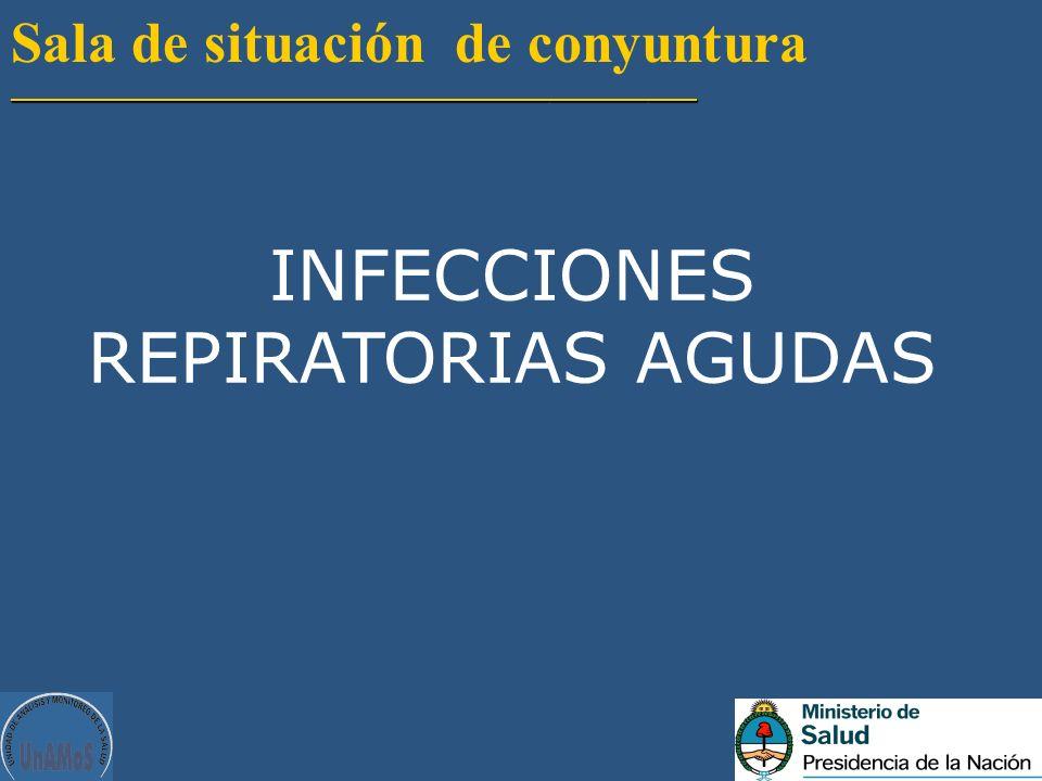 INFECCIONES REPIRATORIAS AGUDAS