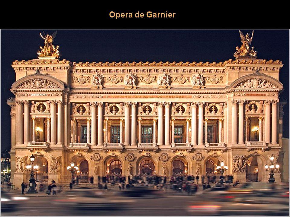 La Opera de Garnier En París todo es posible: