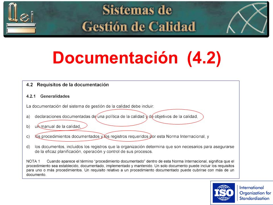 Documentación (4.2)