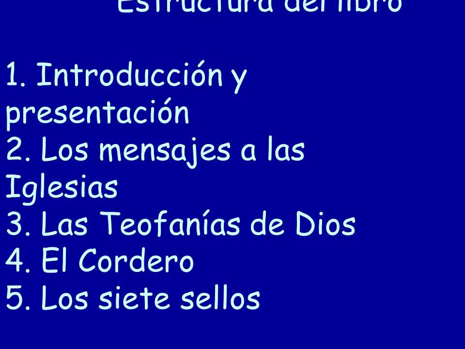 Estructura del libro 1. Introducción y presentación 2