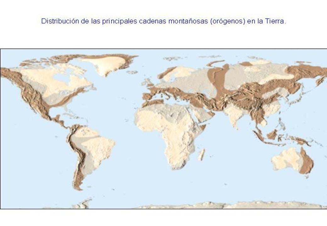 PLACAS TERRESTRES Y DERIVA DE LOS CONTINENTES.