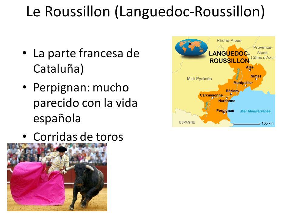 Le Roussillon (Languedoc-Roussillon)