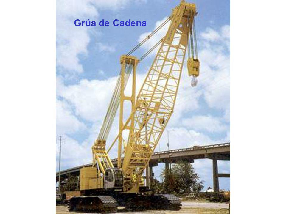 Grúa de Cadena