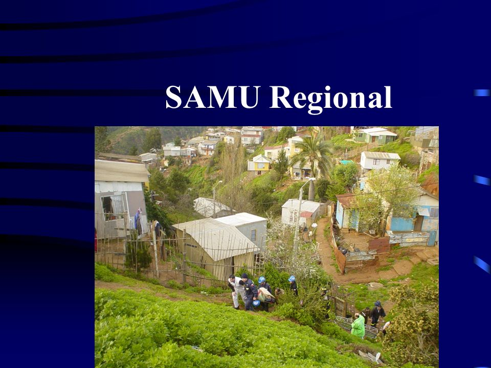 SAMU Regional