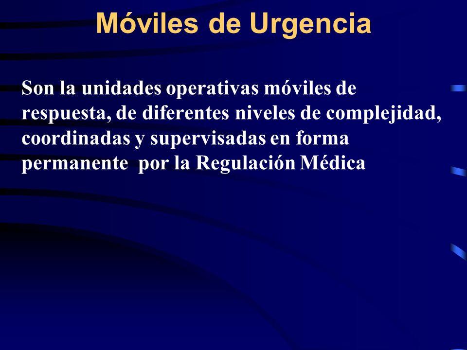 Móviles de Urgencia