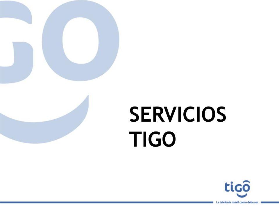 SERVICIOS TIGO