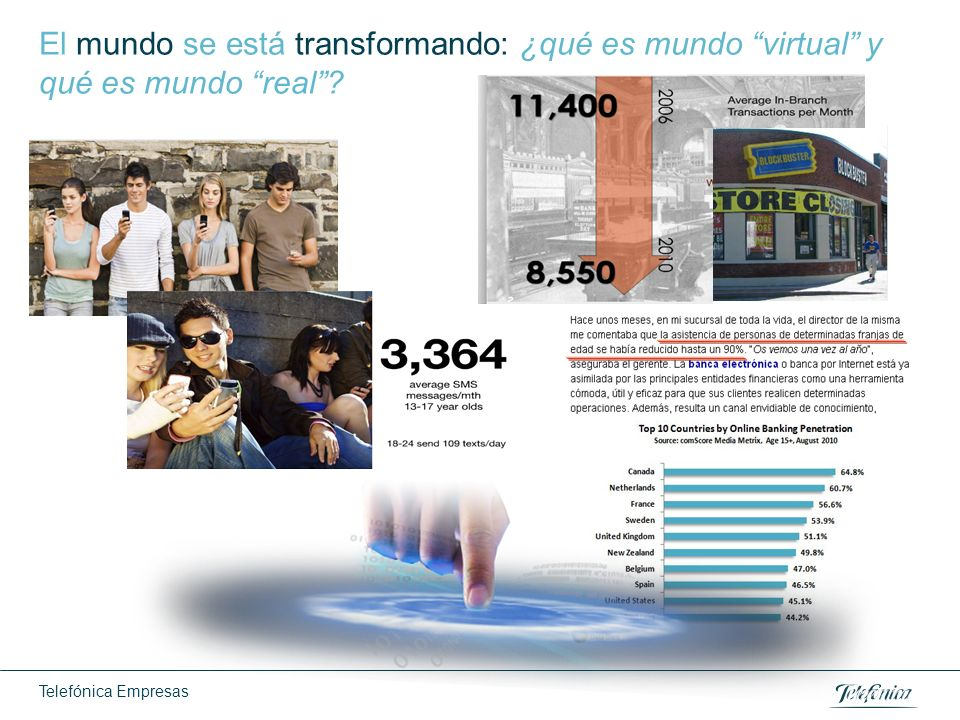 En 2013, el 90% del tráfico de Internet será video
