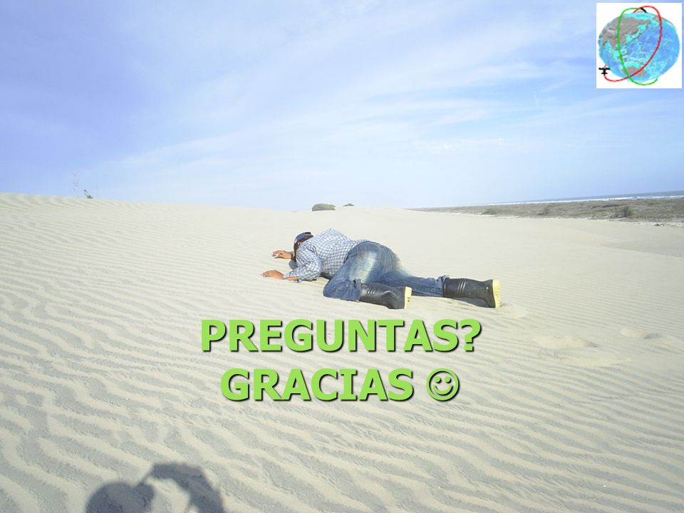 PREGUNTAS GRACIAS 