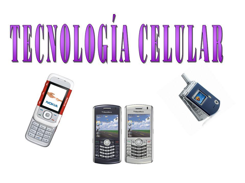 TECNOLOGÍA CELULAR