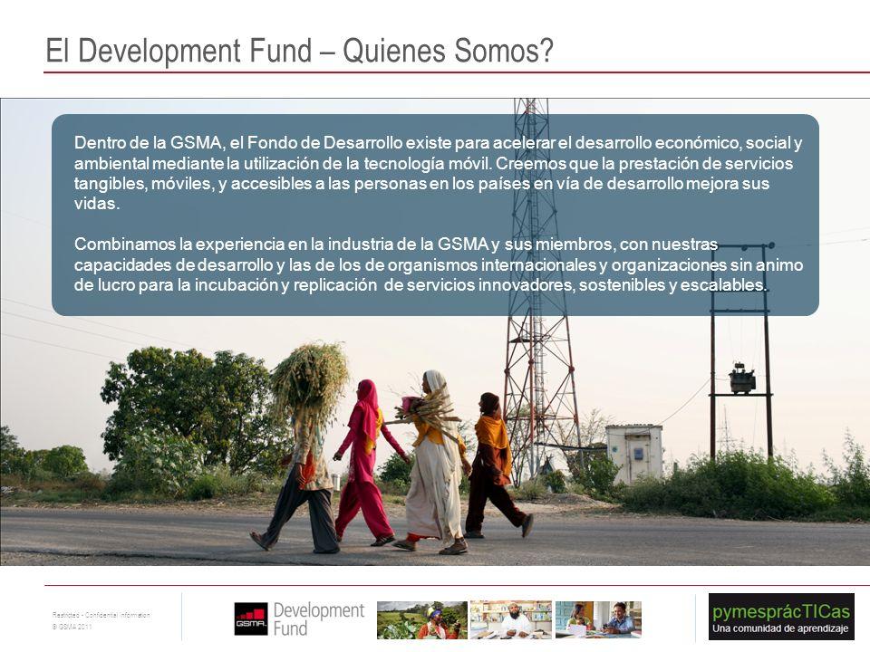 El Development Fund – Quienes Somos