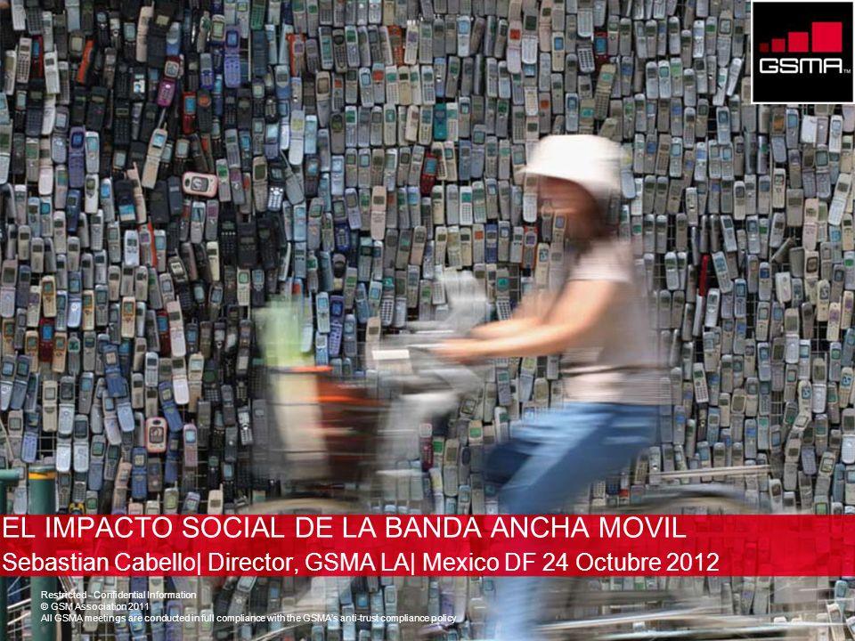 EL IMPACTO SOCIAL DE LA BANDA ANCHA MOVIL