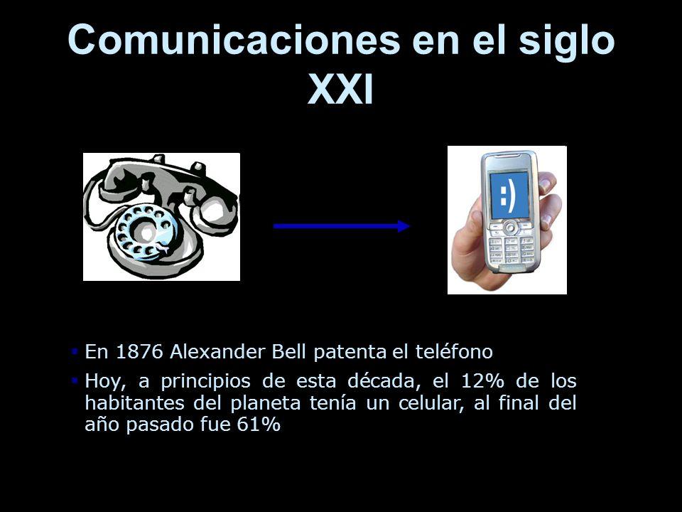 Comunicaciones en el siglo XXI