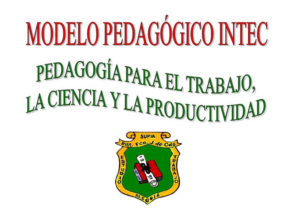 MODELO PEDAGÓGICO INTEC