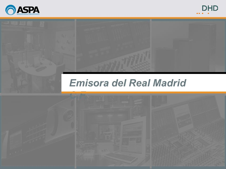 Emisora del Real Madrid C.F.
