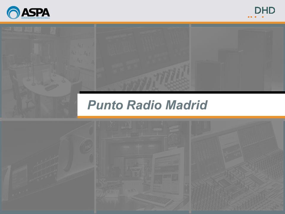 Punto Radio Madrid