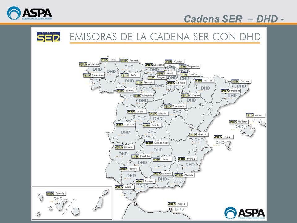 Cadena SER – DHD -