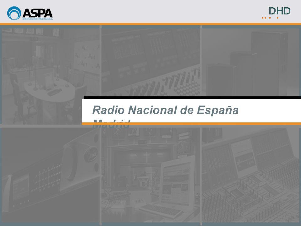 Radio Nacional de España Madrid