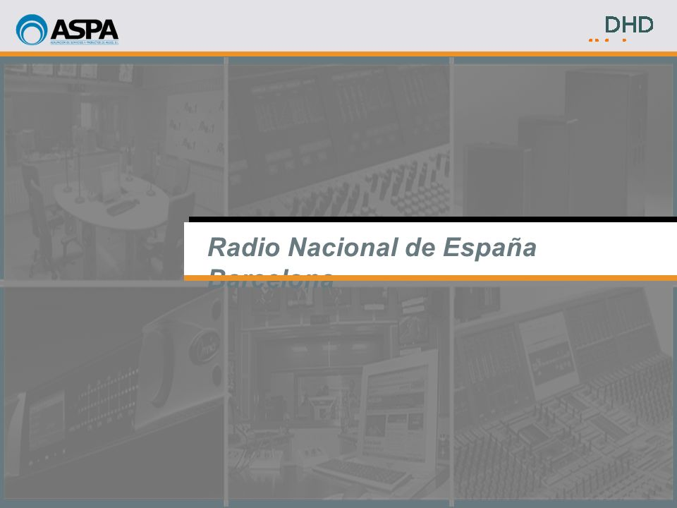 Radio Nacional de España Barcelona