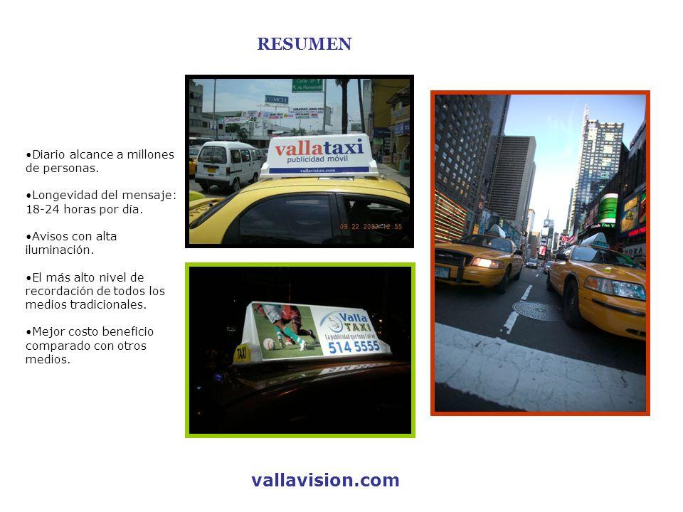 RESUMEN vallavision.com Diario alcance a millones de personas.
