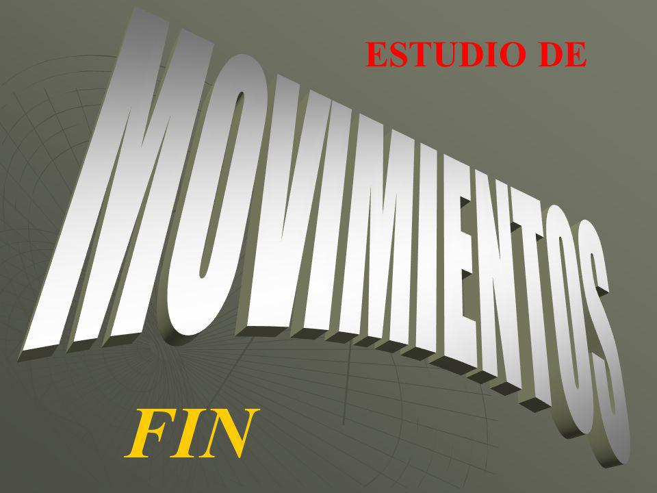 ESTUDIO DE MOVIMIENTOS FIN