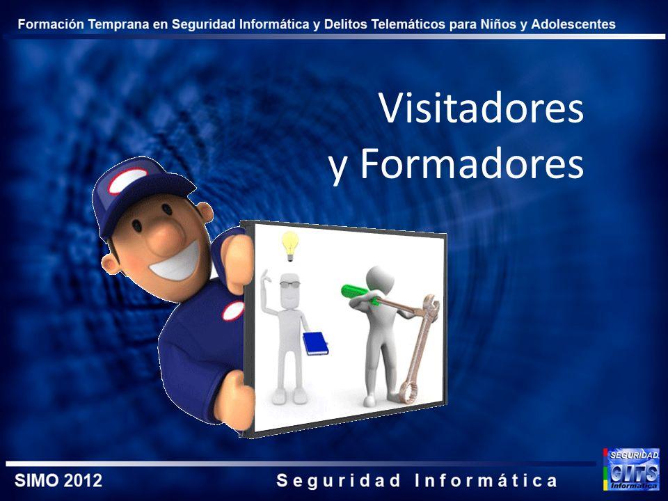 Visitadores y Formadores