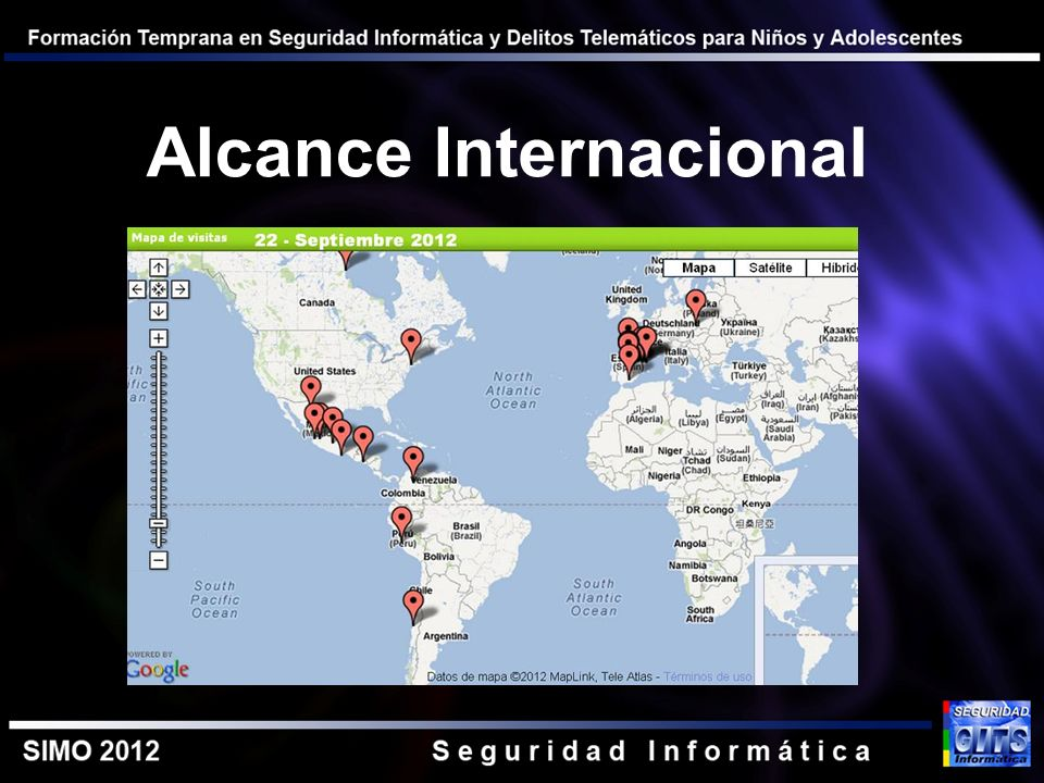 Alcance Internacional